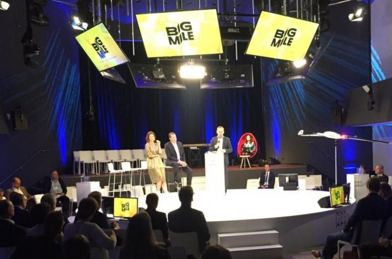 PostNL about BigMile at the GES